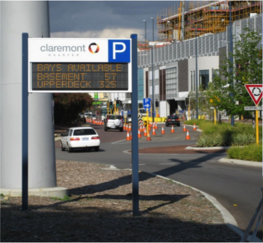 Car Parking Signs & Monitoring<br/> Systems