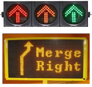 Lane Use Signals