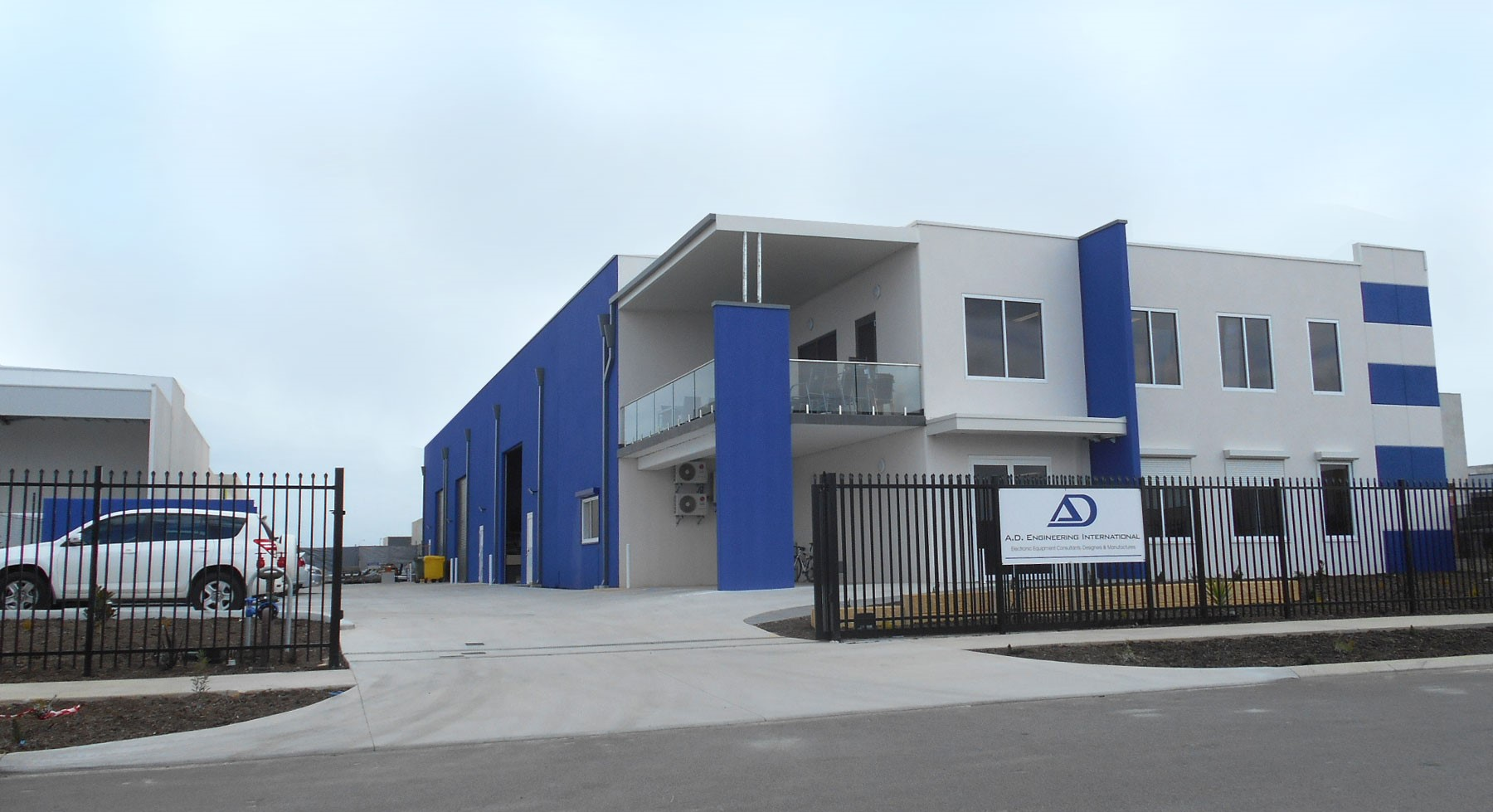 Brand new purpose built premises