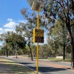 New Signs Installed for the City Of Wanneroo