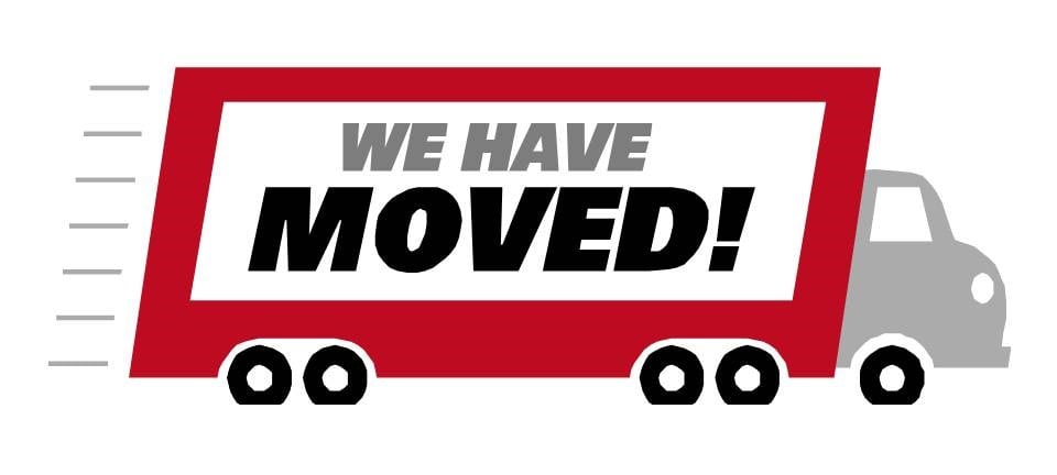 We've moved….. and now it's back to business!!